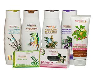 Soap, Shampoo & Conditioner