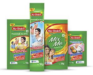 Nu-Shakti: Food Fortifiers, Beverage & Supplement