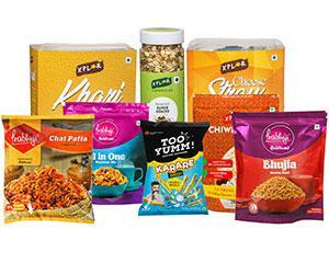 Snacks, Khari & Cheese Straw