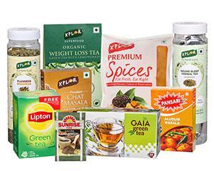 Organic Tea, Seeds & Spices