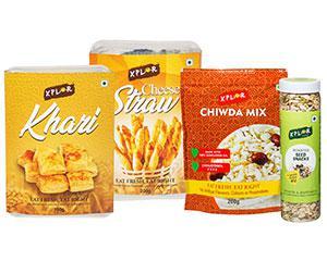 Snacks, Cookies, Khari & Cheese Straw