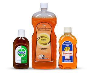Antiseptic & Disinfectant