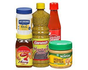 Honey, Sauce, Jam, & Spreads