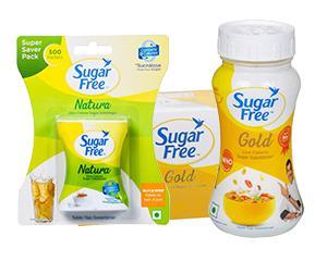 Sugar Free & Sweeteners