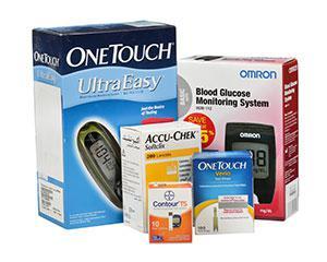 Diabetes Check & Strips