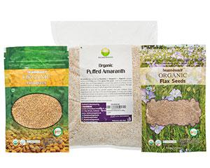 Organic Seeds & Spices