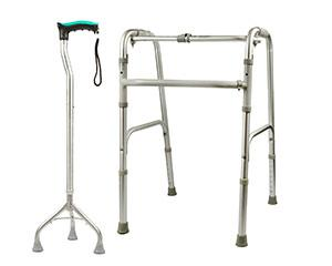 Walkers, Canes & Crutches