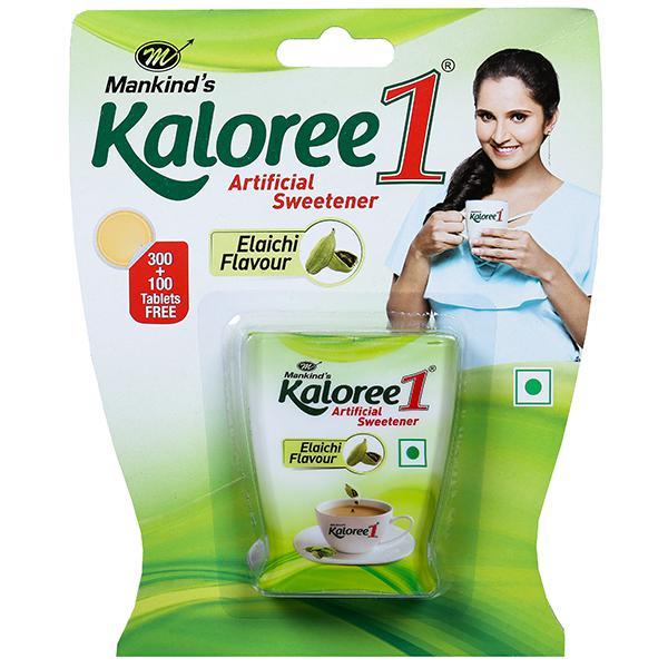 Kaloree 1 Tablets (Buy 300N Get 100N Free)